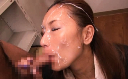 Aya is a cum loving Asian babe that pushes the envelope
