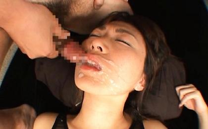 Chinami Kawana Hot Asian babe gets a facial