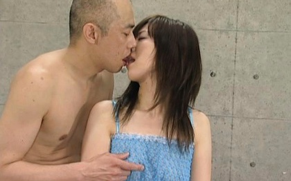 Ami Hanamiya Asian doll is into crazy sex