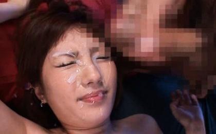 Tsubasa Amami Juicy Asian babe gets cum