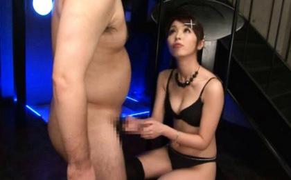 Marika Asian babe is a sweet gal with a cum facial