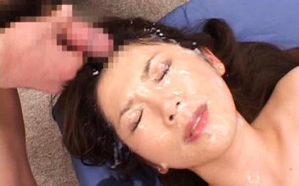 Asami Ogawa Pretty Japanese model gets massive facial