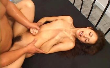 Tina yuzuki bukkake