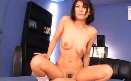 Azumi Harusaki Hot Japanese bukkake