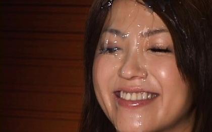 Saki Kozakura Japanese chick is a cute Asian girl