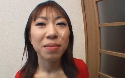 Haruka Mitsuki Asian chick is a sexy girl